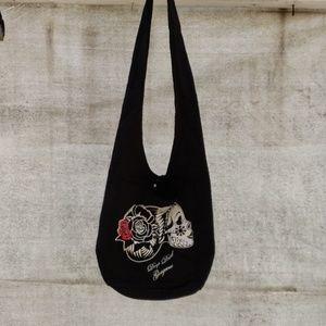 Drop Dead Gorgeous Black Tote
